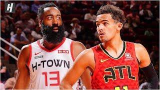 Atlanta Hawks vs Houston Rockets - Full Game Highlights | November 30, 2019 | 2019-20 NBA Season