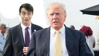 Vệ sĩ cho Tổng Thống Donald Trump