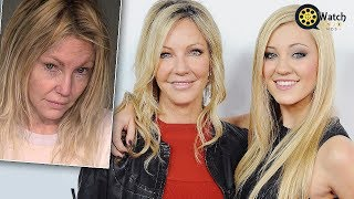 Heather Locklear Returns to Rehab Source Reveals Sad New Details