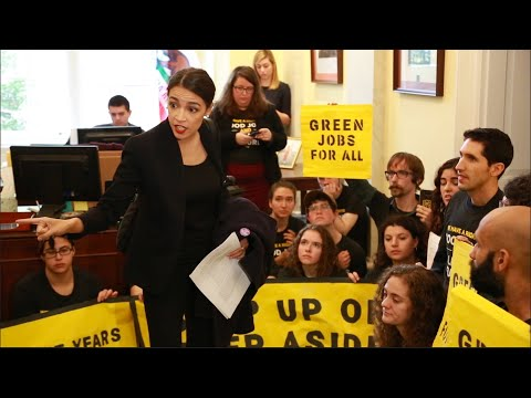 We Demand a Green New Deal