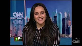 MIX PALESTRAS l CEO da Kickante, na CNN Español l Candice Pascoal