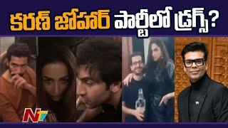 Bollywood Drug Case: NCB Probes viral video from Karan Joh..