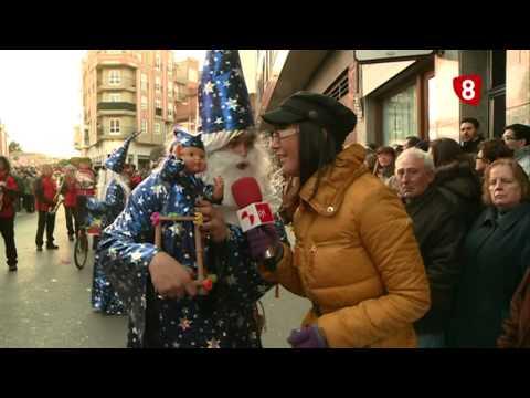 Thumbnail for La Bañeza prepara el carnaval 2014