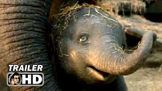 DUMBO Trailer #3 (2019) Disney Live Action Movie HD