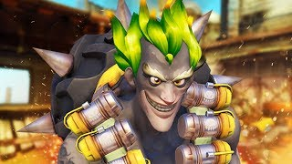WELCOME TO JUNKERTOWN | Overwatch