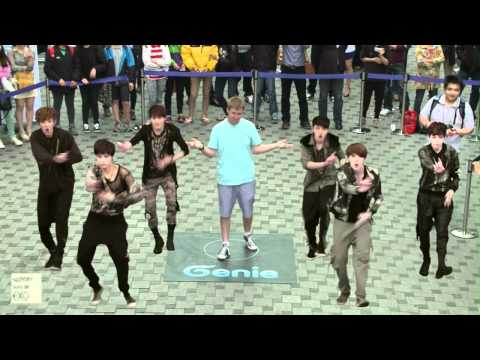EXO-K_AR SHOW with Genie_Sequence 08 'Dance with EXO-K'_Episode 3 in DaeJeon, Korea