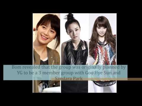 [KPOP] 2NE1 FACTS