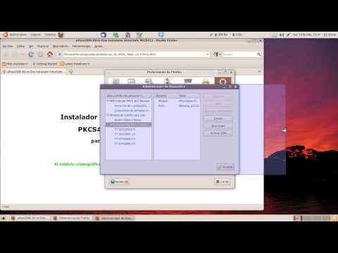 MacroSeguridad.org - Instalación de ePass2000 / ePass3000 en una plataforma Linux