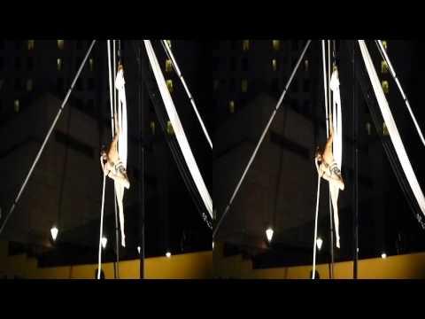 Aerial Dancer at Yerba Buena Night 2015 (YT3D:Enable=True)