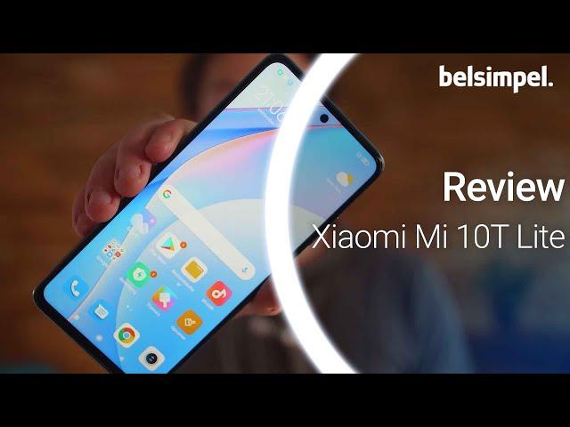 Belsimpel-productvideo voor de Xiaomi Mi 10T Lite 128GB Grijs