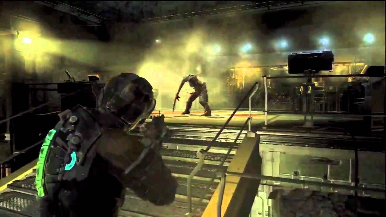 Dead Space 2 - Severed DLC Walkthrough: Chapter 1 - Part 1 ...