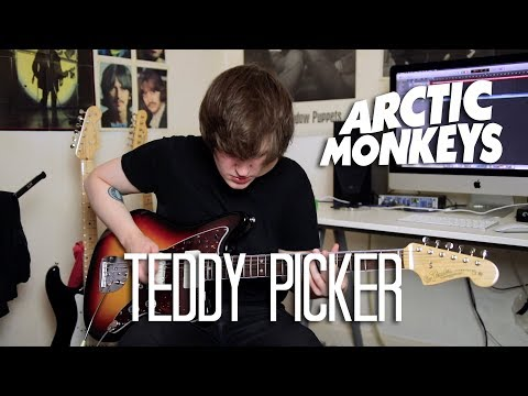 Teddy Picker - Arctic Monkeys Cover