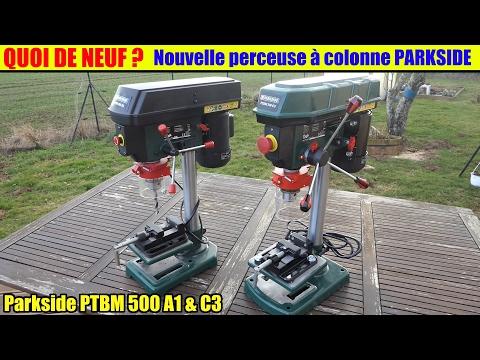 perceuse colonne parkside lidl quoi de neuf ptbm 500 a1 c3 tabli what 39 s new. Black Bedroom Furniture Sets. Home Design Ideas