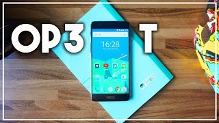Video OnePlus 3T kiJ680zmsJI