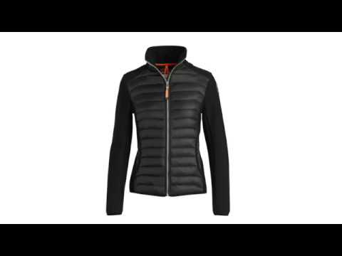 Parajumpers Olivia Womens Knit Midlayer in Black