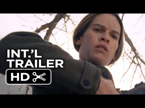 The Homesman Official International Trailer #1 (2014) - Hilary Swank, Tommy Lee Jones Movie HD