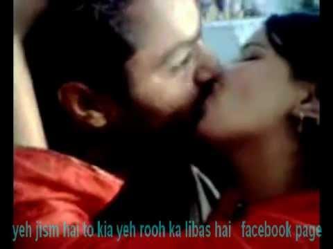 pakistani girl kissing her boy friend sindhi couple - YouTube