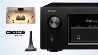 denon avr x3200w i 7 2 channel bluetooth and wi fi a v receiver