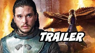 Game Of Thrones Season 8 Episode 6 Trailer - Finale Breakdown