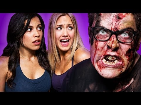 That Girl Did WHAT To A Zombie!? - Not Another Zombie Apocalypse Ep. 1 - IGN Originals - Smashpipe Games