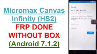 Micromax C1 Bypass FRP Without PC | All Micromax Bypass Google