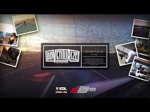 Adventurize Episode 2 Vanlife From Atlanta to Long Beach