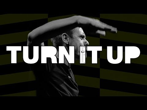 Armin van Buuren - Turn It Up (Official Lyric Video)