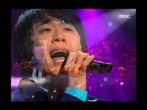 Jo Sung-mo - Mr. Flower, 조성모 - 미스터 플라워, Music Camp 20050402