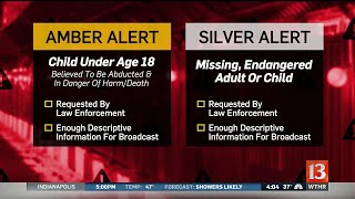 The Difference between Amber Alert and Silver Alert