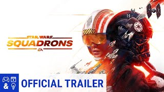 Star Wars: Squadrons Cinematic Trailer - PS4, Xbox One, PC