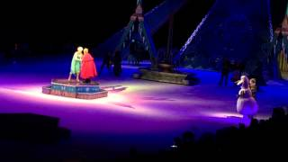 Disney on ice frozen