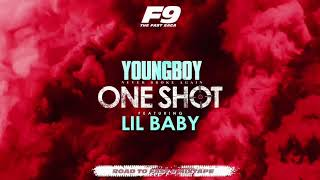 YoungBoy Never Broke Again - One Shot Instrumental (Best Version) (feat. Lil Baby)