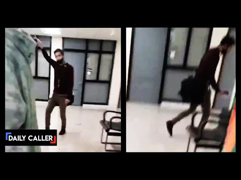 'Little S**t': High School Teacher Caught Berating Student For Removing Mask