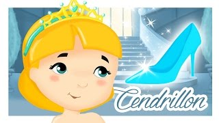 Cendrillon - Raiponce - Reine des Neiges  - Histoires et dessins animés de princesses - Titounis