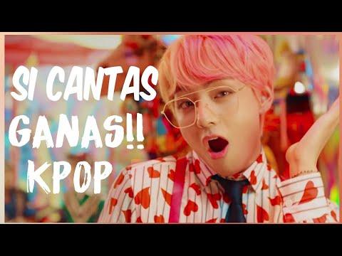 😝SI CANTAS... GANAS!!🎉 NIVEL KPOP🇰🇷 (BTS, EXO, iKON, BLACKPINK, TWICE, NCT, RED VELVET...