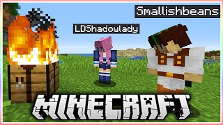 Minecraft BUT We Can't Use A Crafting Table... with @LDShadowLady