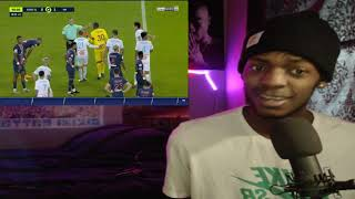 PSG vs Marseille Brawl (5 Red Cards) (Official Video Reaction)