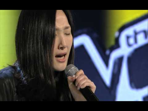보이스코리아 시즌1 - [보이스코리아_이은아]Still Breaking up sung by Lee Eun-A @The Voice Korea_Ep.3