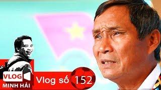 Vlog Minh Hải | Chuyện không ai biết về HLV Mai Đức Chung ⚽💐💏🏆🏅
