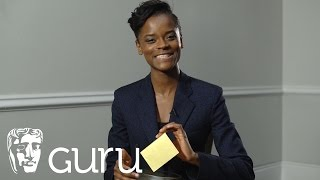 60 Seconds with... Letitia Wright