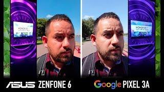 ASUS Zenfone 6 VS Google PIXEL 3a - Camera Comparison
