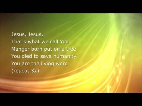 Fred Hammond -Bread of Heaven [lyrics]