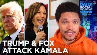 Trump and Fox News Struggle to Attack Kamala   The Daily Social Distancing Show