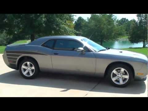 2011 Dodge Challenger Se Tungsten Metallic For Sale See