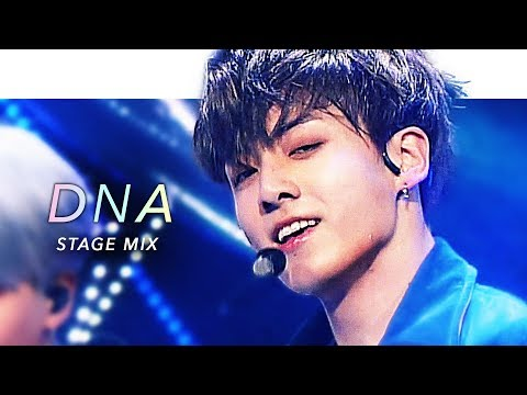 [LIVE] BTS (방탄소년단)「DNA」Stage Mix(교차편집) Special Edit.