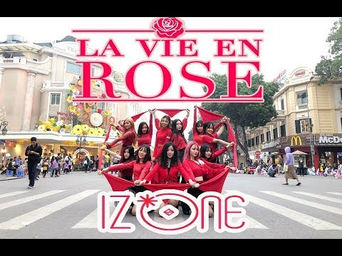 [KPOP IN PUBLIC] IZ*ONE (아이즈원) - La Vie en Rose (라비앙로즈) MAMA ver DANCE COVER by FGDance from Vietnam