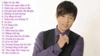 Tuyển tập những ca khúc hay nhất của ca sĩ Quang Lê
