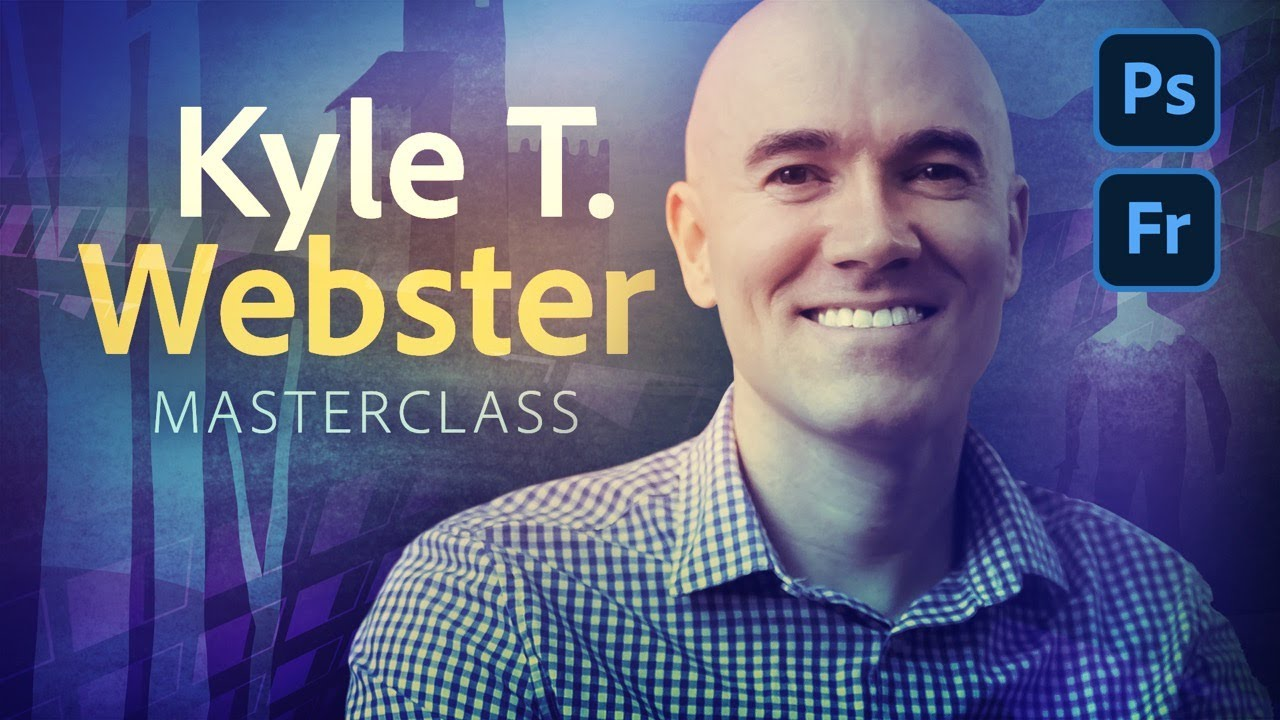 Illustration Masterclass with Kyle T. Webster - Big to Small