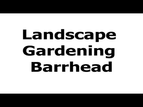 landscape gardening barrhead your local garden services company