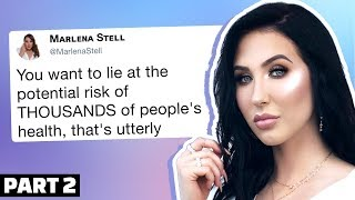 Jaclyn Hill Forced to Break Her Silence, Chemist Debunks Obvious Lies?